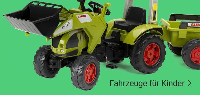 Fahrzeuge für Kinder