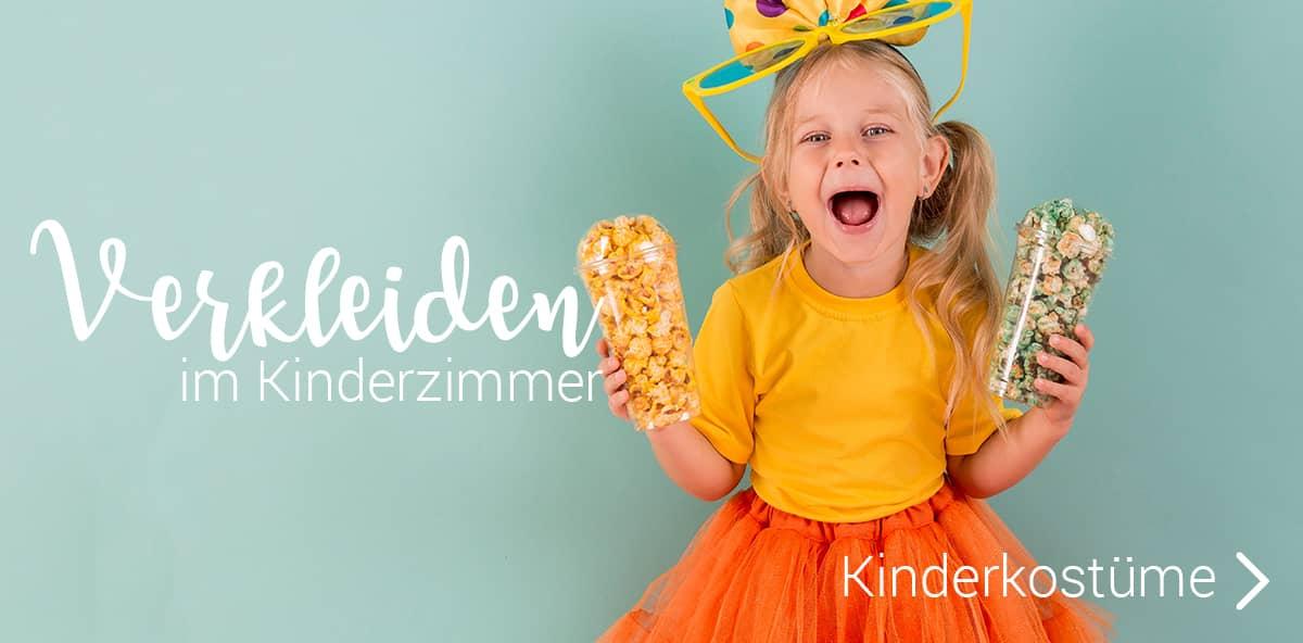 Faschingskostüme für Kinder