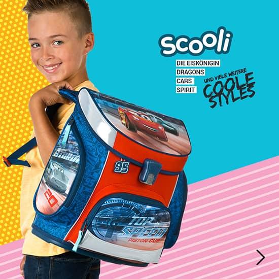 Scooli Schulranzensets