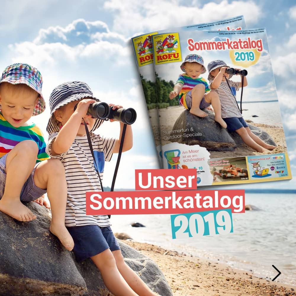 Sommerkatalog 2019