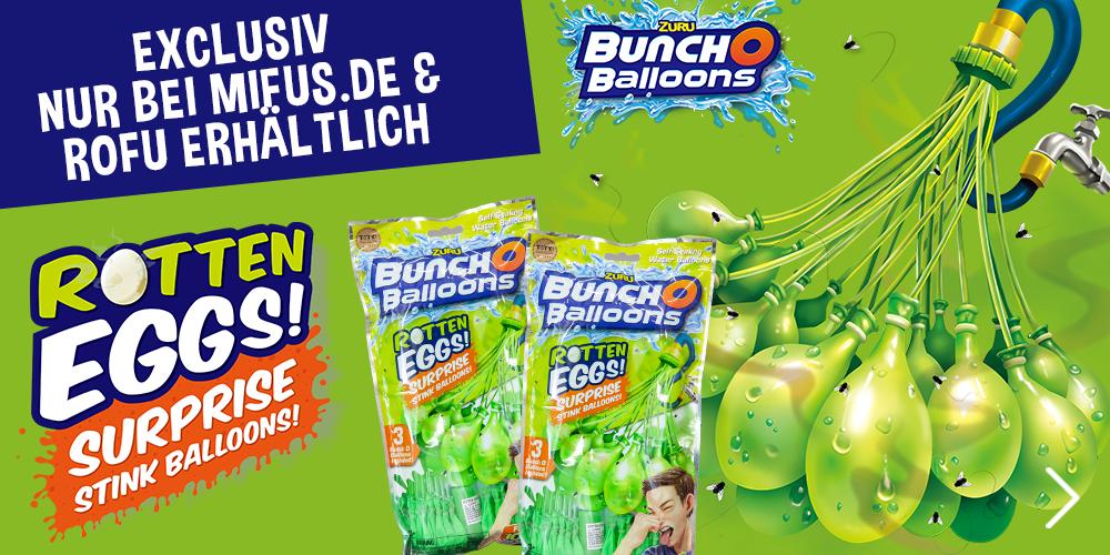 Bunch O Ballons
