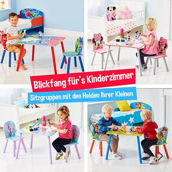 Kinder-Sitzgruppen