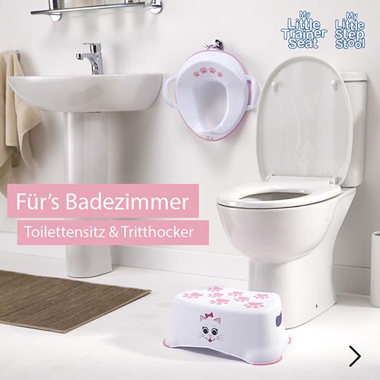 Tritthocker & Toilettensitz