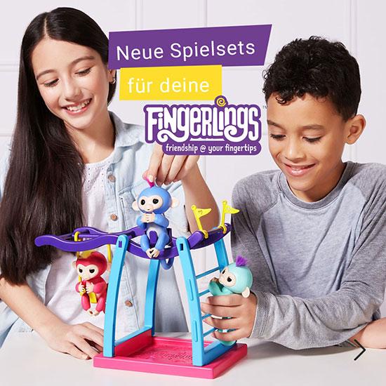 Fingerlings Spielsets