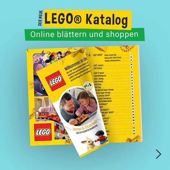 LEGO Hauptkatalog 2.HJ 2018