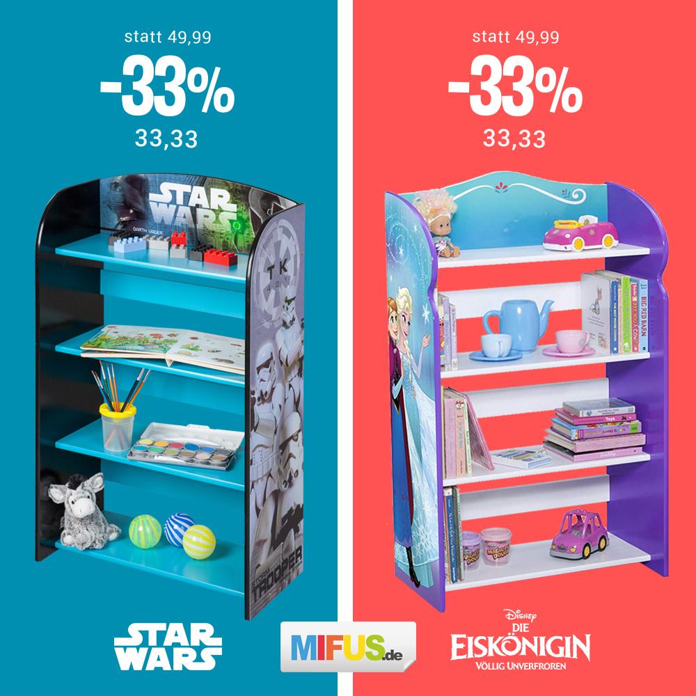 Kinder Bücherregal - Angebot der Woche