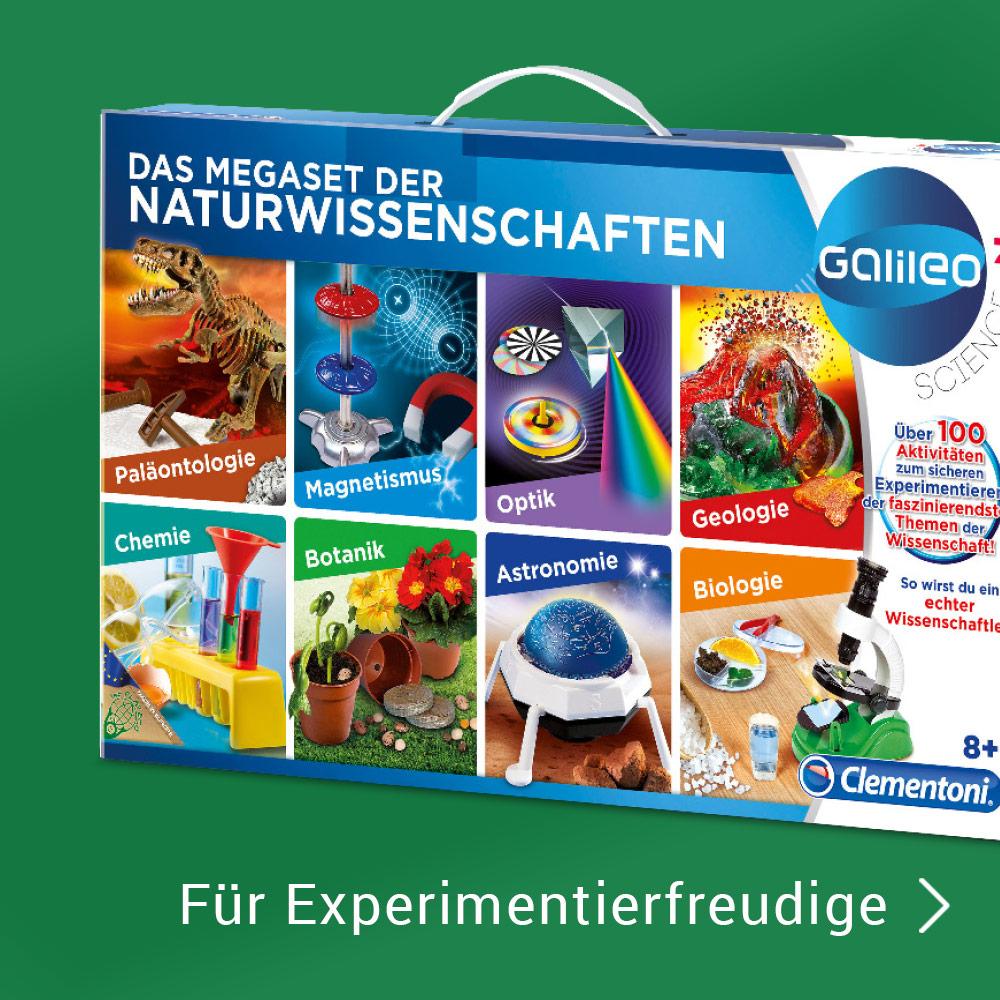 Geschenke für Experimentierfreudige