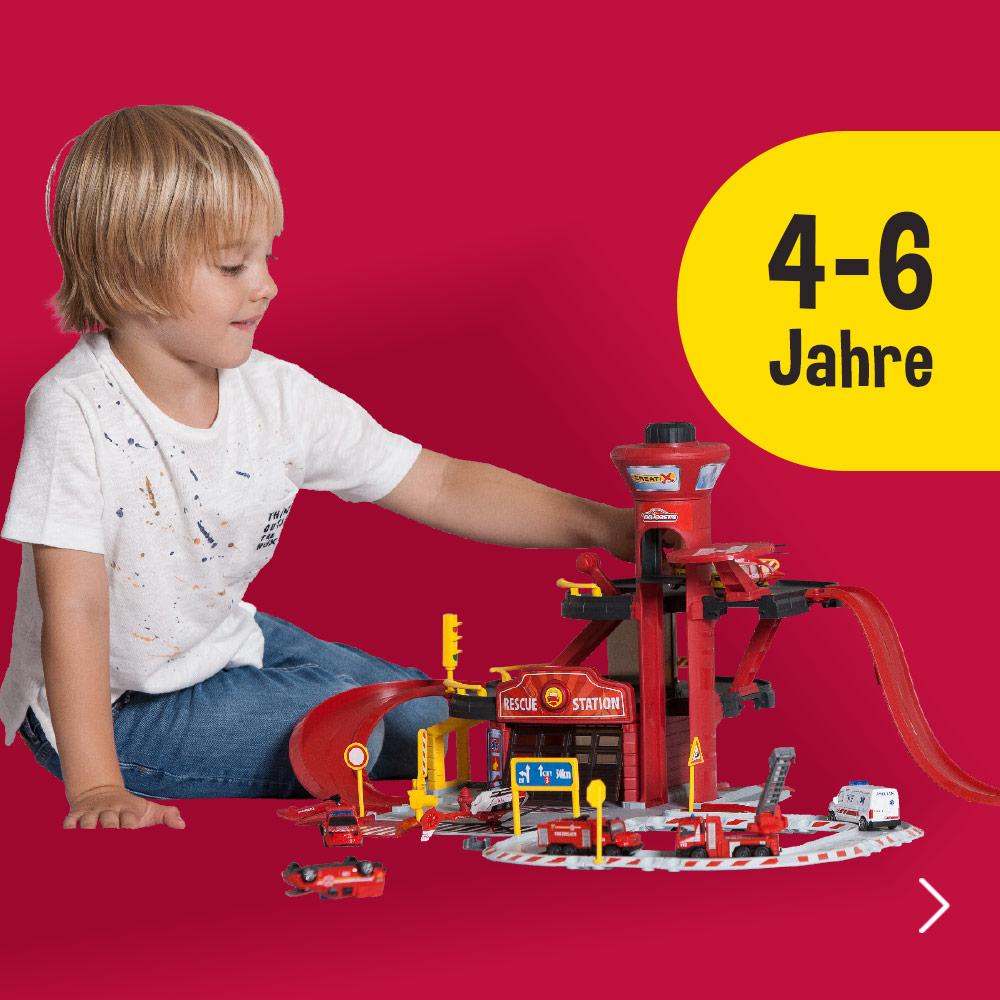 Geschenke für 4 bis 6 Jährige