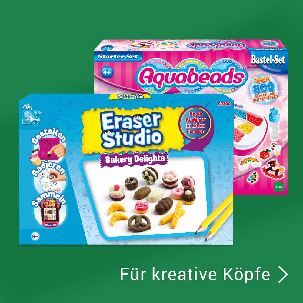 Geschenke für Kreative