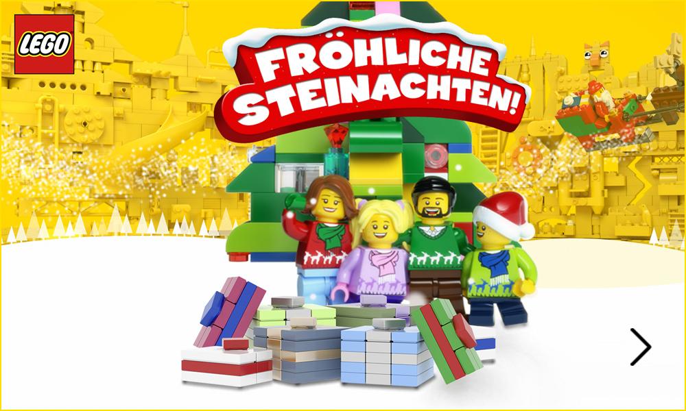 Lego Steinachten