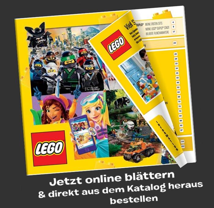 Lego Hauptkatalog