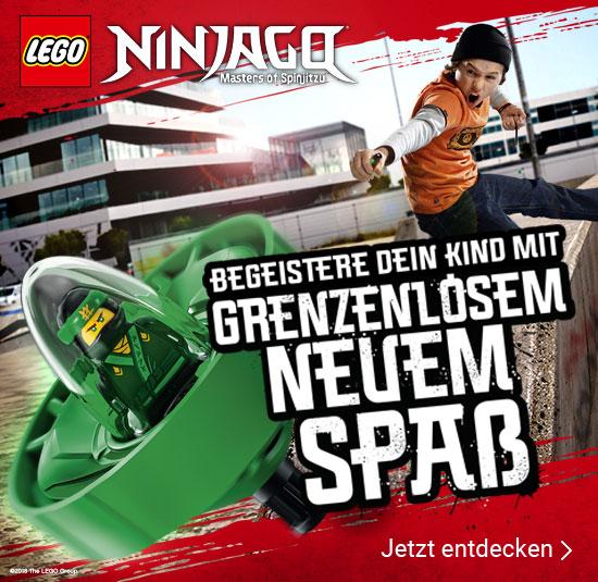 Lego Ninjago Spinjitzu