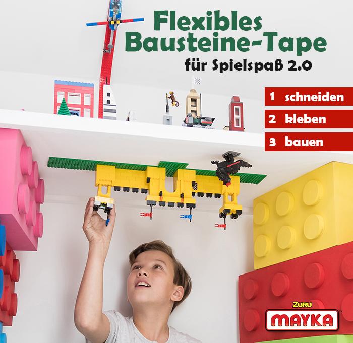 Bausdteine Tape Mayka