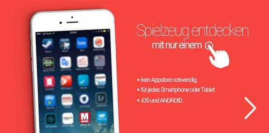 MIFUS.de aufs Handy - Ohne App Store