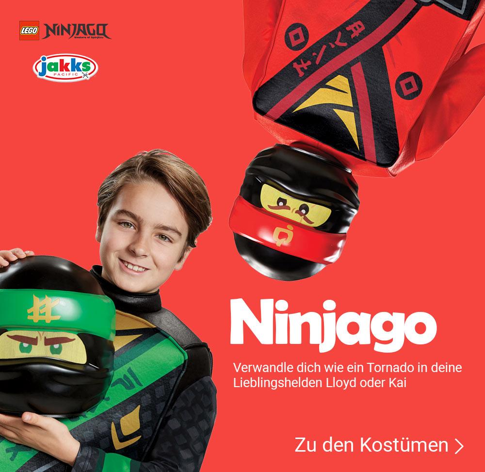 Ninjago Kostueme