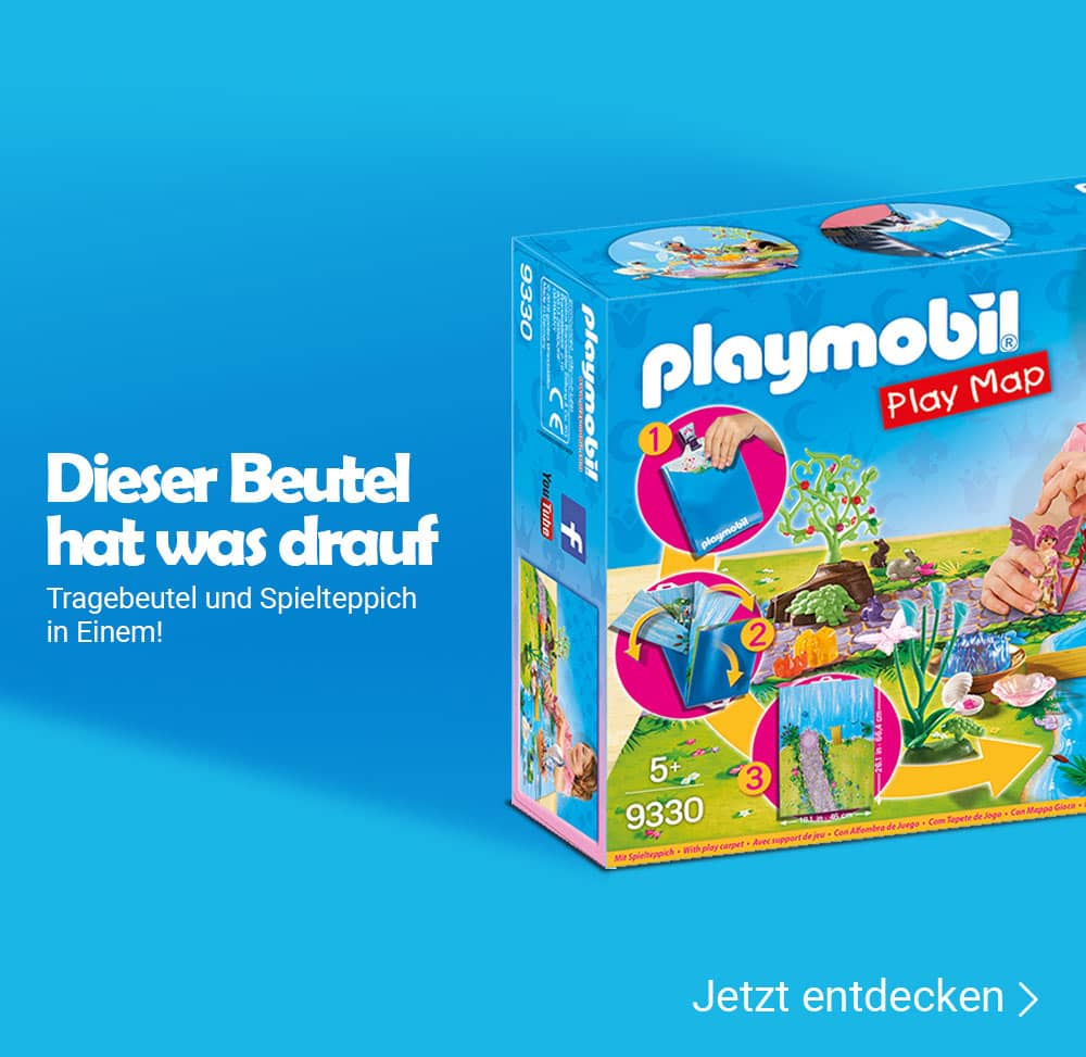 Playmobil Play Maps
