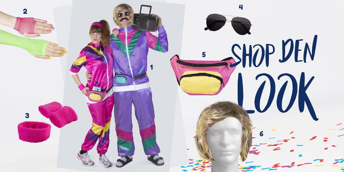 90er Chic Style - Shop den Look