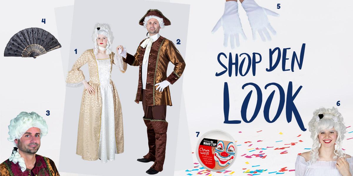 Barock Style - Shop den Look