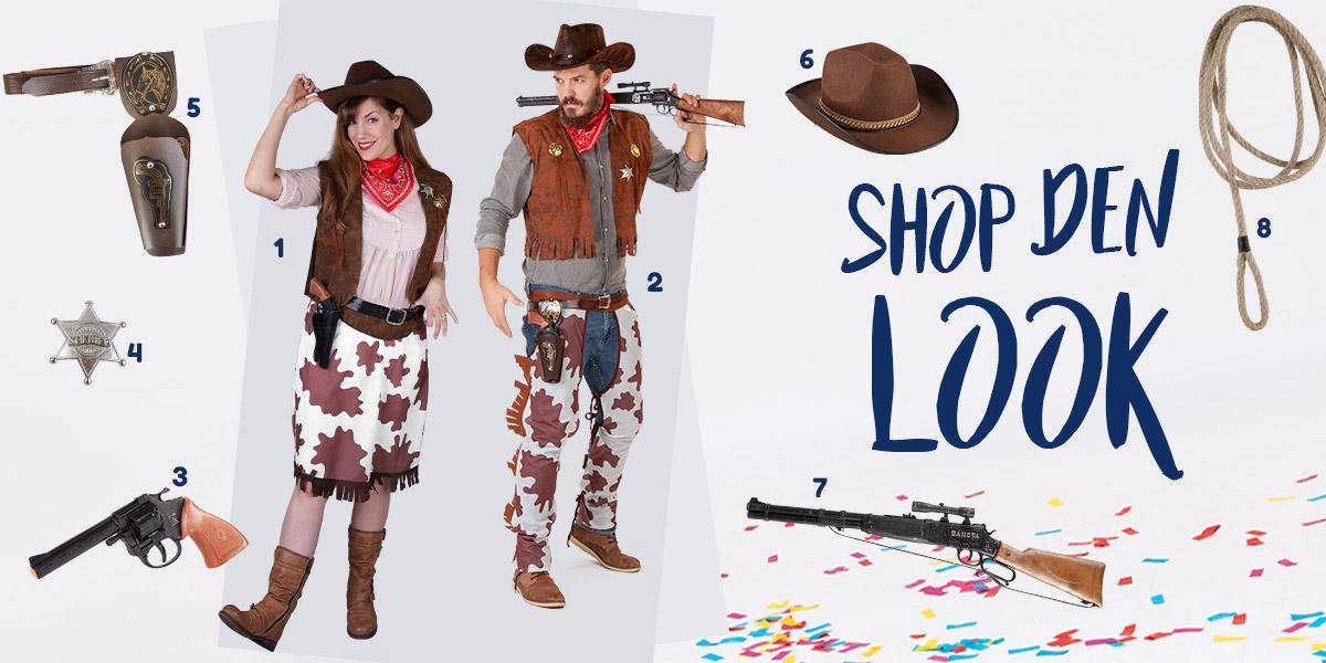 Cowboy Style - Shop den Look