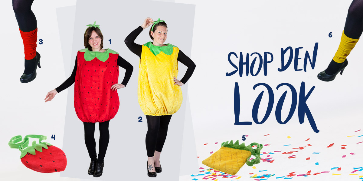 Süße Früchte - Shop den Look