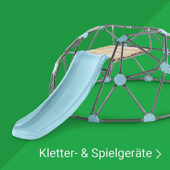 Kletter- & Spielgeräte
