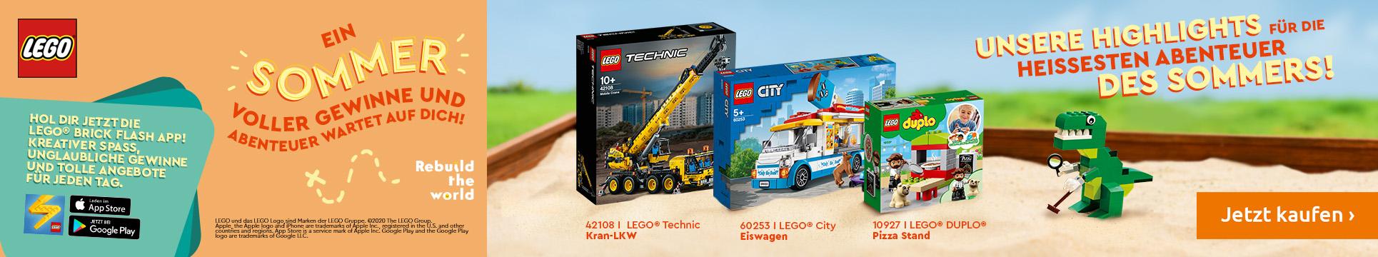 Lego Lotterie