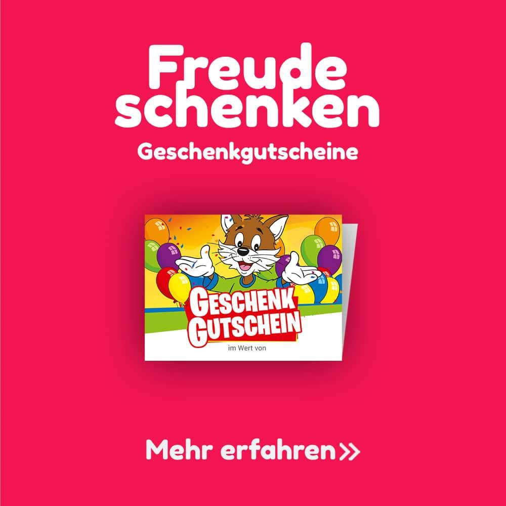 Online Geschenk-Gutscheine
