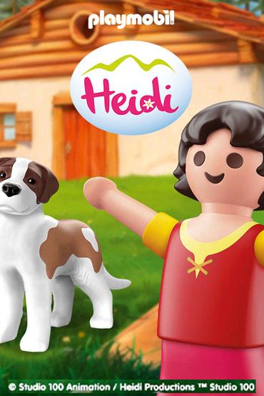 Playmobile Heidi