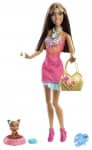Barbie Fashionistar Puppe + Tier