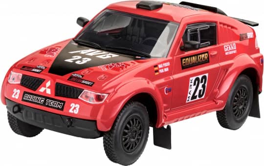 Build & Play - Pajero Rallye
