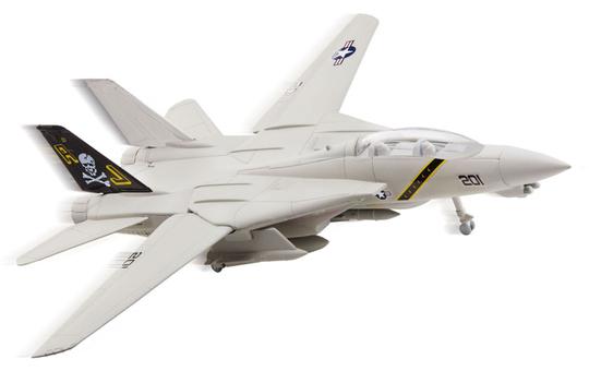 Build & Play - F-14 Tomcat