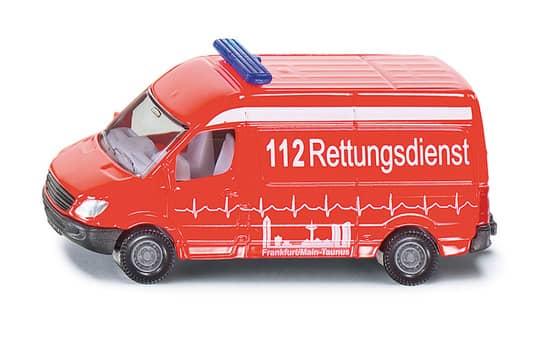 Siku Super 0805 - Krankenwagen
