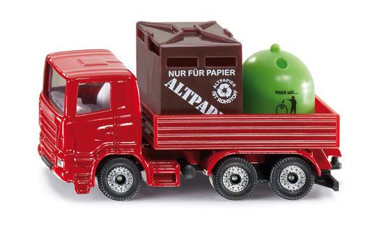 Siku Super 0828 - Recycling-Transporter