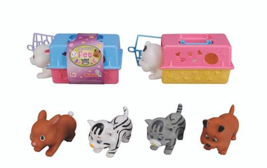 My little Puppy Tiere im Käfig  Simba Toys