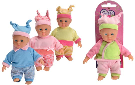 Softpuppe Sweet Laura Simba Toys
