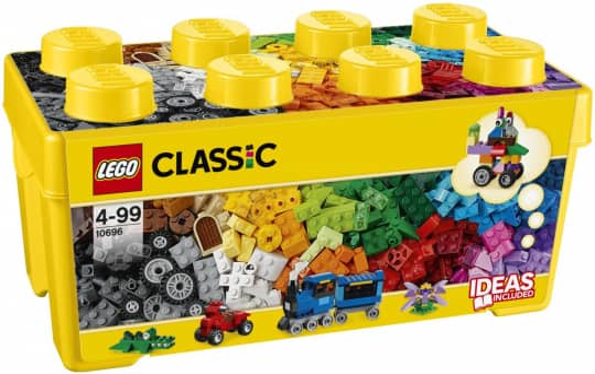 LEGO® Classic 10696 - Mittelgroße Bausteine-Box
