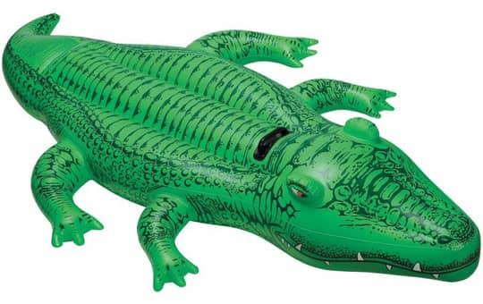 Intex Schwimmtier kleines Krokodil
