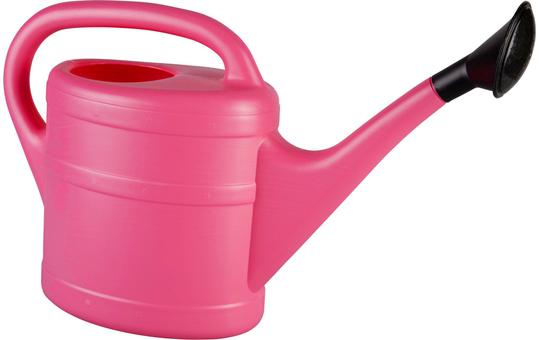 Gießkanne - 5 Liter - pink