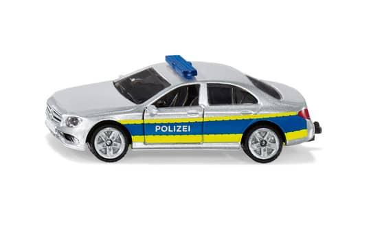 Siku - Polizei Streifenwagen - Mercedes-Benz E-Klasse