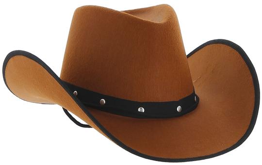 Cowboyhut - für Erwachsene - 40,5 x 12,5 x 30,5 cm