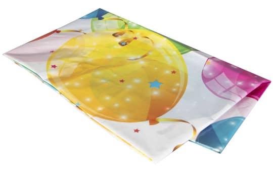 Tischdecke - Luftballons - ca. 120 x 180 cm