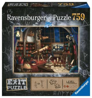 Puzzle - EXIT - Sternwarte - 759 Teile