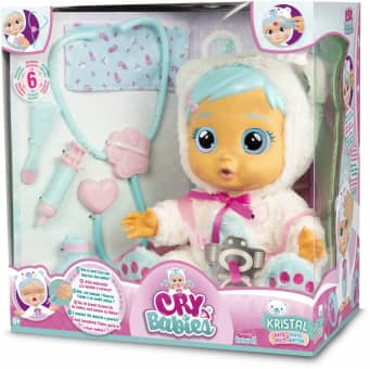 Cry Babies - Babypuppe - Kristal