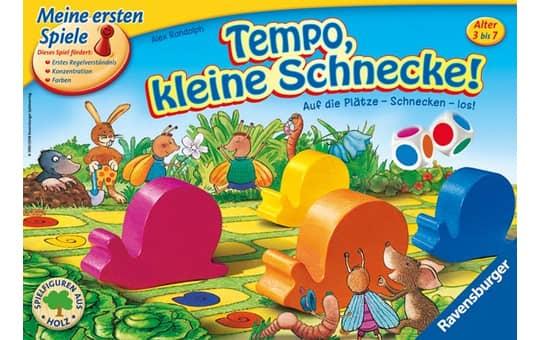 Tempo, kleine Schnecke! Ravensburger