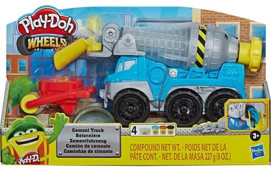 Play-Doh Wheels - Zementmixer - Knetset