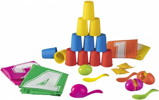 Fun Party Set - 3 Spiele in 1