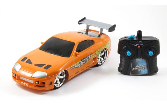 Jada - RC Toyota Supra - Fast & Furious