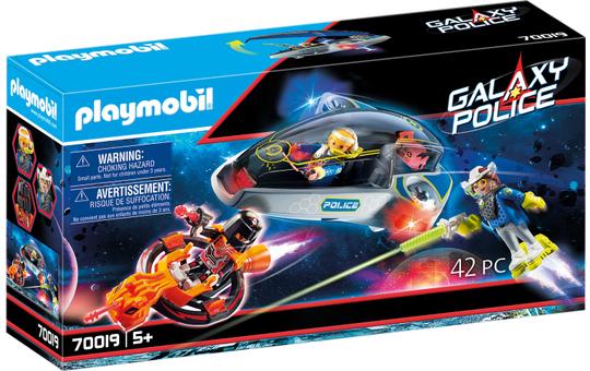Playmobil® 70019 - Galaxy Police-Glider - Playmobil® Galaxy Police