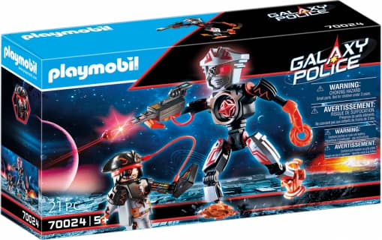 Playmobil® 70024 - Space Pirates-Roboter - Playmobil® Galaxy Police