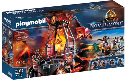 Playmobil® 70390 - Burnham Raiders Lavamine - Playmobil® Novelmore